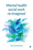Mental health social work re imagined PDF
