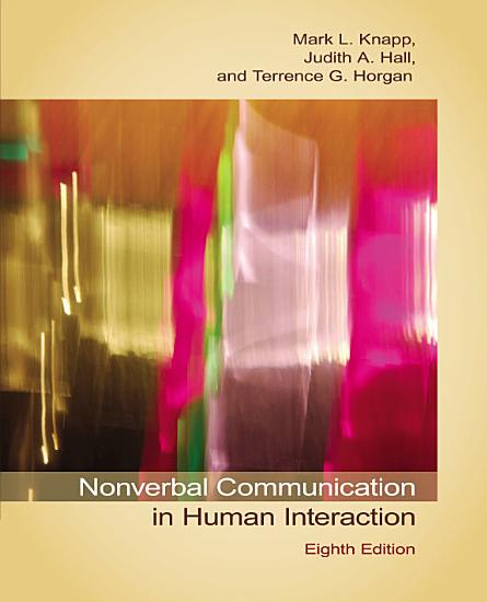 Nonverbal Communication in Human Interaction PDF