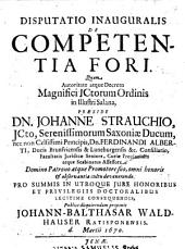 De condictione indebiti exercitatio acroamatica