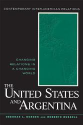 The United States And Argentina Book PDF