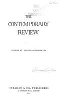 The Contemporary Review PDF