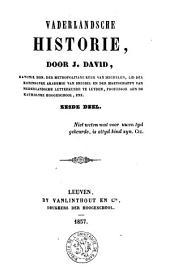 Vaderlandsche historie: Volume 6