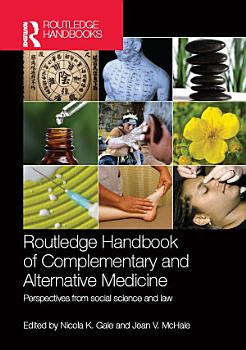 Routledge Handbook of Complementary and Alternative Medicine PDF