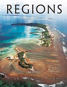 Geography  Realms  Regions  and Concepts  16th Edition Book