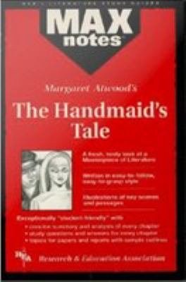 Handmaid s Tale  the  MAXNotes Literature Guides