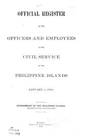 Elihu Root collection of United States documents relating to the Philippine Islands: Volume 74