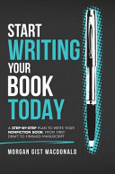 Start Writing Your Book Today PDF