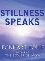 Stillness Speaks PDF