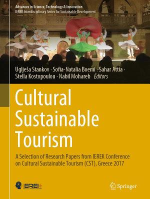 Cultural Sustainable Tourism PDF