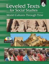 World Cultures Through Time