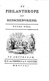 De philanthrope of menschenvriend: Volume 5