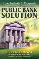 The Public Bank Solution PDF