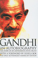 An Autobiography  The Story of My Experiments with Truth PDF