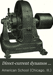 Direct-current Dynamos ...: Instruction Paper, Part 1