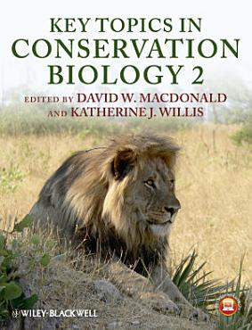 Key Topics in Conservation Biology 2 PDF