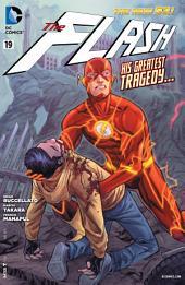 The Flash (2011- ) #19