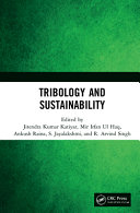 Tribology and Sustainability