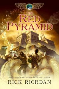 Red Pyramid  The  The Kane Chronicles  Book 1  Book