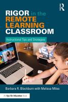 Rigor in the Remote Learning Classroom PDF