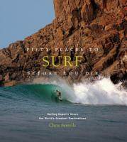 Fifty Places to Surf Before You Die PDF
