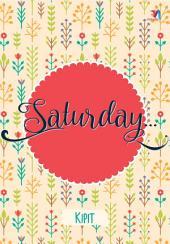 Saturday... (Snackbook)