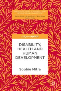 Disability  Health and Human Development