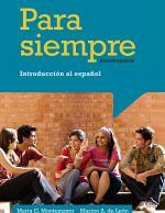 Para siempre: Introduccion al espanol