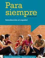Para siempre  Introduccion al espanol PDF