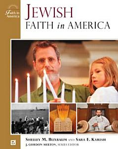 Jewish Faith in America PDF