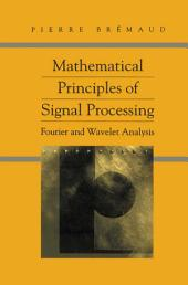 Mathematical Principles of Signal Processing: Fourier and Wavelet Analysis