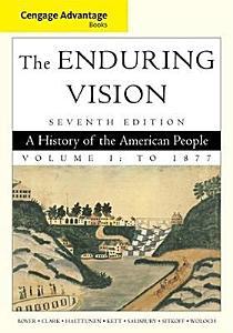 Cengage Advantage Books: The Enduring Vision