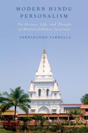 Modern Hindu Personalism