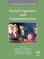 Social Cognition and Communication PDF