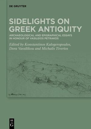 Sidelights on Greek Antiquity