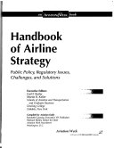 Handbook of Airline Strategy