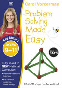 Problem Solving Made Easy KS2 Ages 9 11