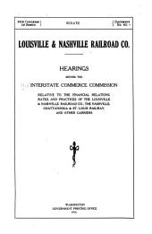 Louisville & Nashville Railroad Co