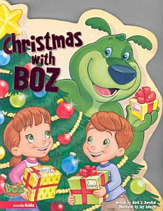 Christmas with Boz PDF