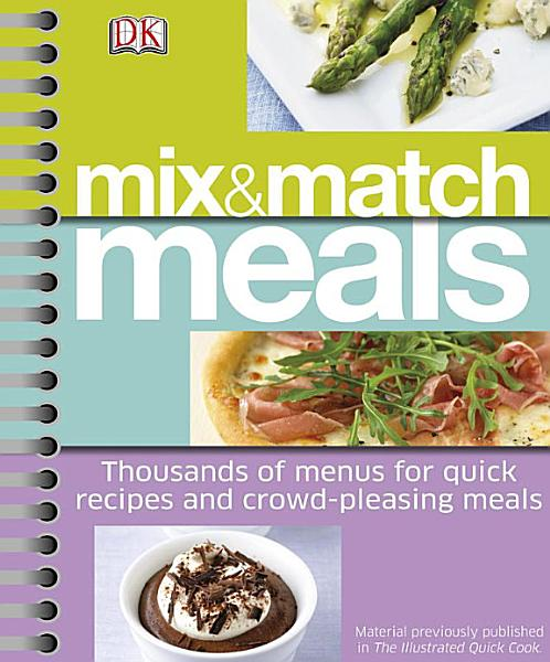 Download Mix and Match Meals Book