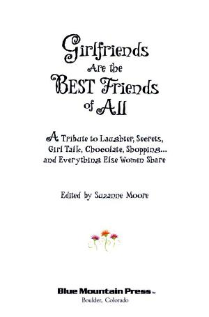 Girlfriends are the Best Friends of All PDF