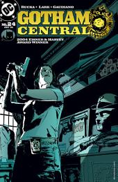 Gotham Central (2002-) #24