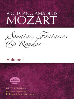 Sonatas  Fantasies and Rondos Urtext Edition PDF