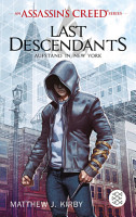 An Assassin   s Creed Series  Last Descendants  Aufstand in New York PDF