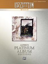 Led Zeppelin - IV Platinum Album Edition: Drum Set Transcriptions