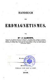 Handbuch des Erdmagnetismus