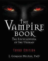 The Vampire Book Book PDF