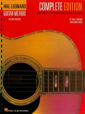 Hal Leonard Guitar Method, - Complete Edition: Books 1, 2 and 3, Edition 2