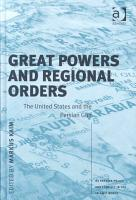 Great Powers and Regional Orders PDF