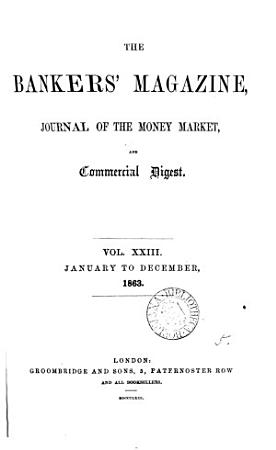 The Bankers  Magazine  and Journal of the Money Market PDF