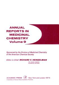 Annual Reports in Medicinal Chemistry PDF
